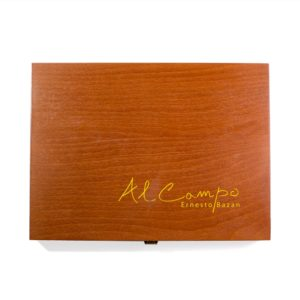 AlCampo Limited Edition cigar box case