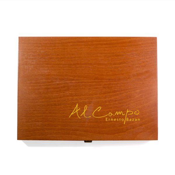 AlCampo Limited Edition cigar box case