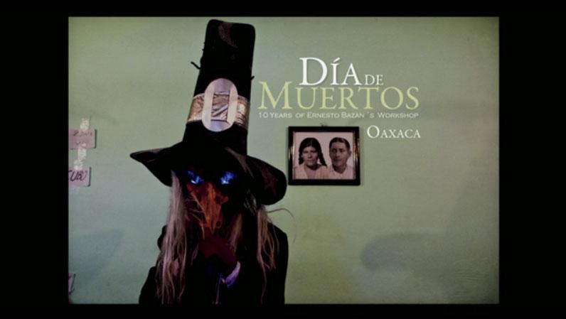 10 years of Dia de Muertos Oaxaca